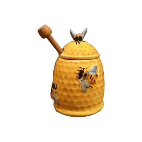 Butter - Sugar - Honey - Jam