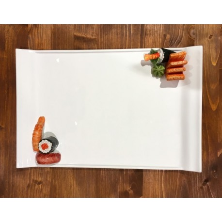 Tablett Rechteck Sushi