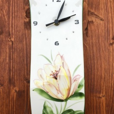 Wall Clock Magnolia