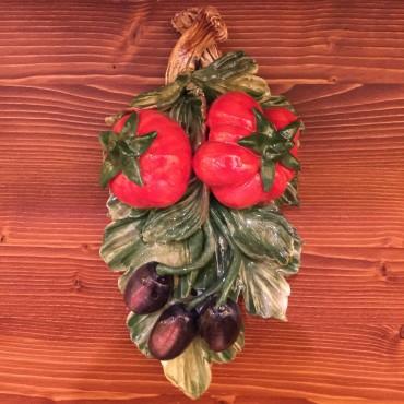 Tralcio 2 Pomodori e Olive
