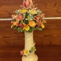 Mixed Flowers centerpiece