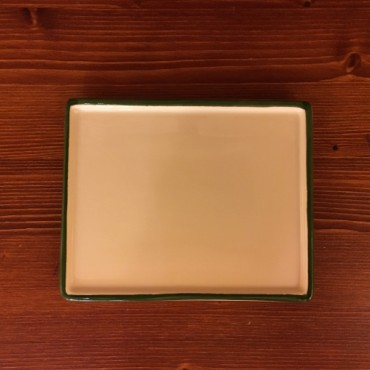 Plate for butter