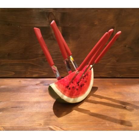 Wassermelonen-Set Messer