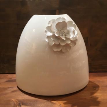 Vase mit Blume Vela G