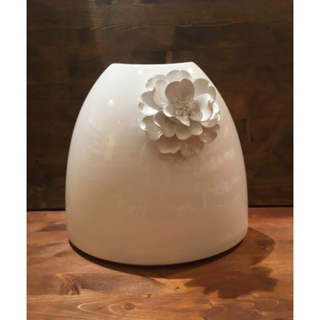 Vase with flower Vela G