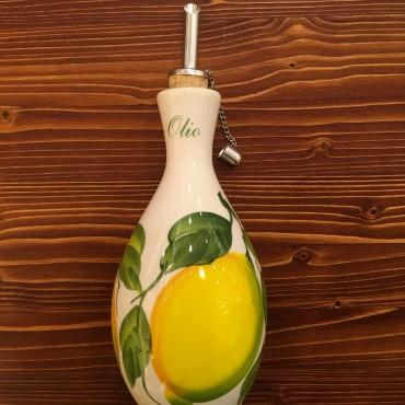 Olio- Aceto Giada Limoni
