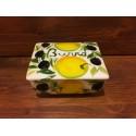 Porta Burro Limoni e Olive