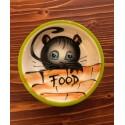 Food Cat Bowl