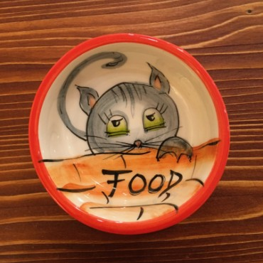 Food Cat Bowl