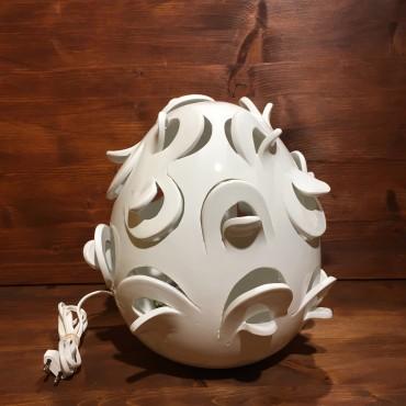 Egg Lamp Intaglio