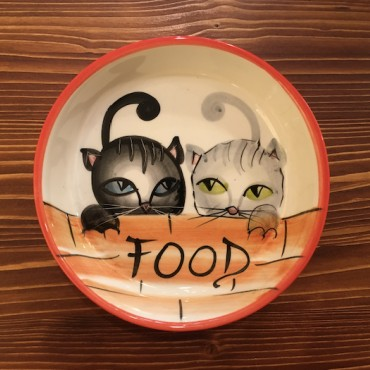 Food Cats Bowl
