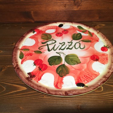 Piatto Pizza Ø 33 CM Rilievo
