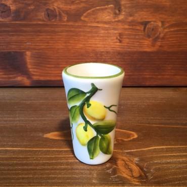 Bicchiere limoncello Rilievo