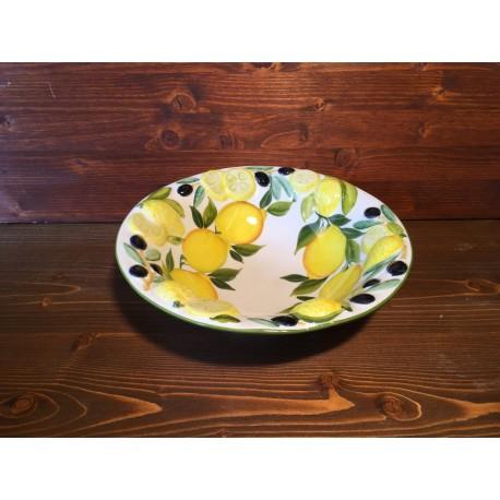 Schussël Zitronen und Oliven Erleichterung