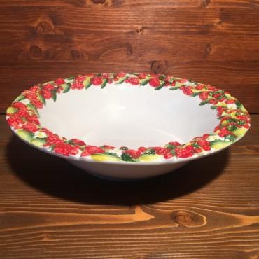 Bowl - Red berries - Muesli