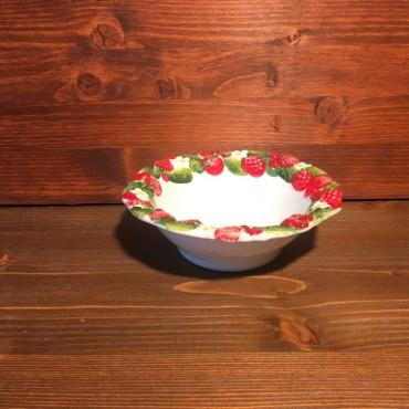 Kleine Schüssel - Rote Beeren - Müsli