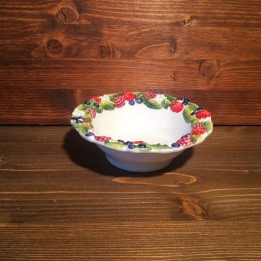 Small bowl - Mix berries - Muesli