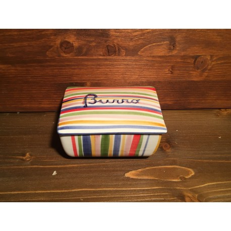 Butter Dish The Lines
