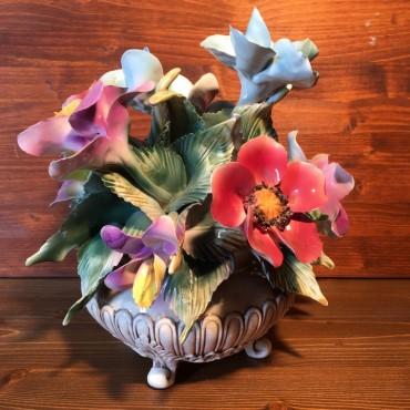 Vase Flowers Applied