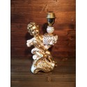 Sitting Angel Fruit Cup Lamp
