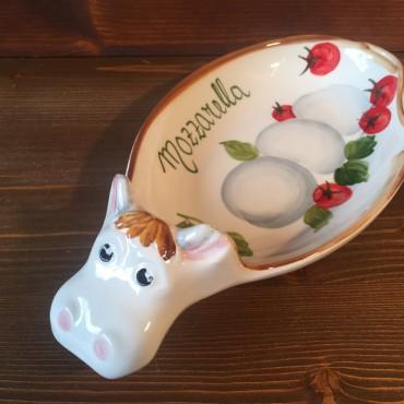 Cow Mozzarella plate