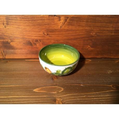 Small Bowl Prickly pear - Green