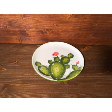 Plate Prickly pear