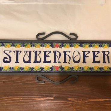 FERRO STUBENHOFER ZITRONE H 10 CM