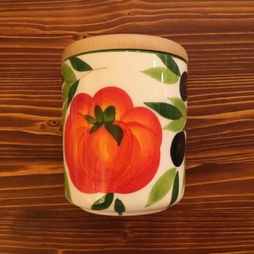 Jar Tomato and Olive