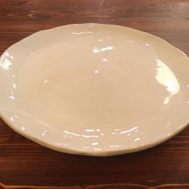 Flat plate Gress White