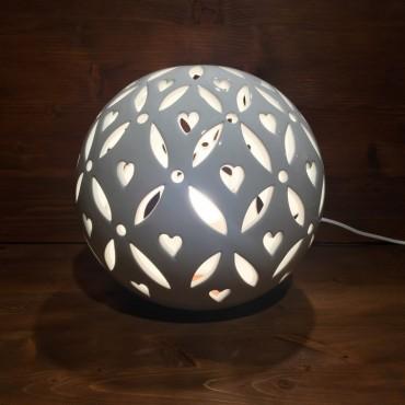 Heart Sphere Lamp