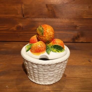 Jar of Oranges