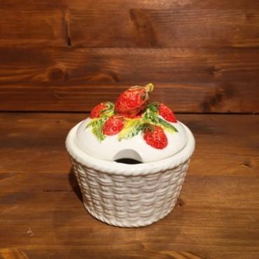 Strawberries Jar