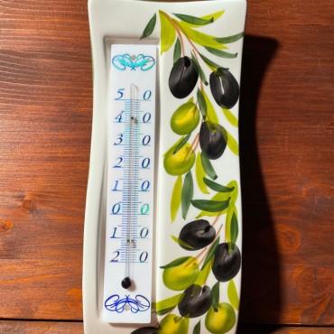 Termometro Muro - Olive