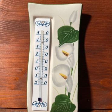 Termometro Muro - Calla