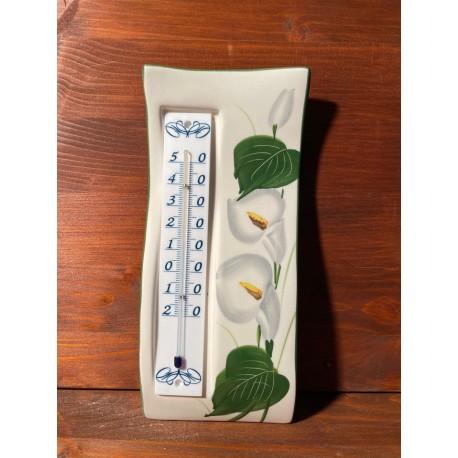 Wall thermometer - Calla