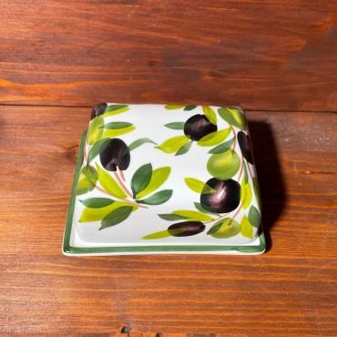 Portaburro Olive
