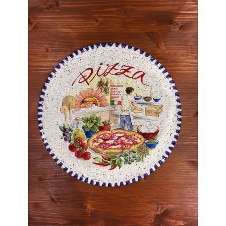 Piatto Pizza da Forno