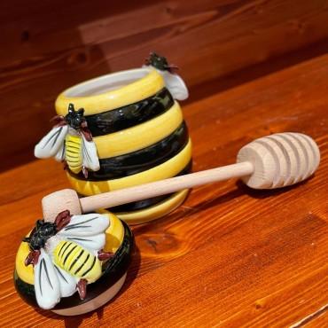 Honey Jar Stick Set