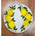 Piatto Tondo Ø 28 CM Lemon