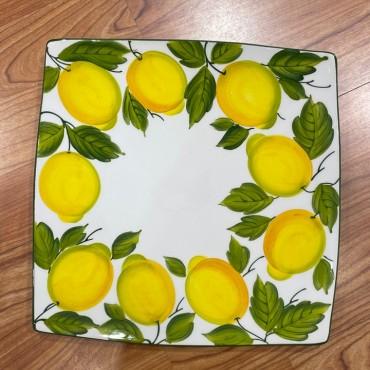 Piatto Nev Limone