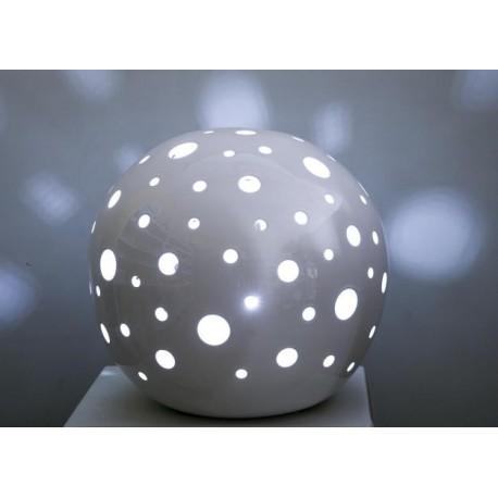 Kugellampe Mit Löchern Garda Ceramiche