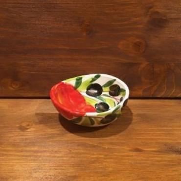 Kleine Schüssel Giada Tomate und Oliven