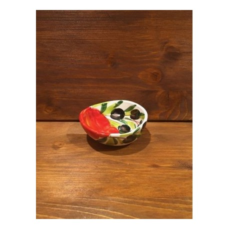 Small Bowl Giada Tomato and Olives