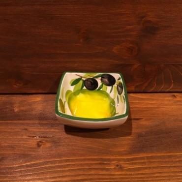 Kleine Schüssel Nevi Zitrone und Oliven