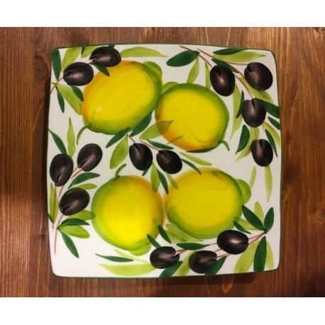 Dish Nevi Lemon and Olives