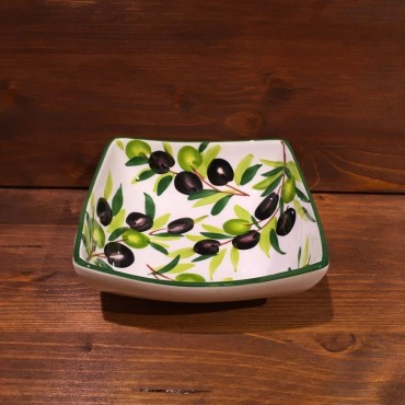 Bowl Nevi Olives