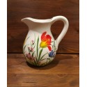 Pitcher with Wildflowers decoration