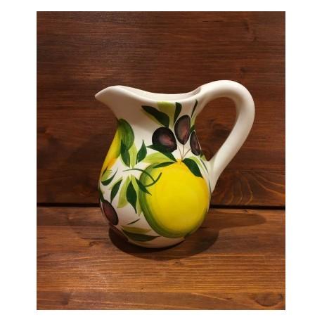 Brocca Limone e Oliva