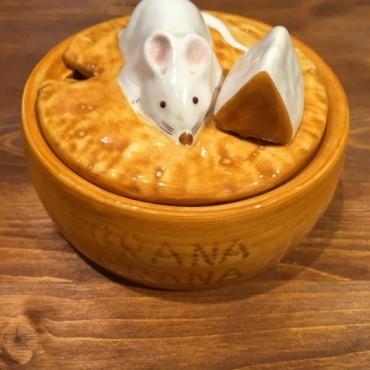 Käse Bowl Mäuse